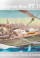 U.S. Navy Torpedo Boat PT 167 - Revell 0026