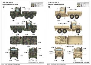 MK.23 MTVR Cargo Truck - Trompeter 01011