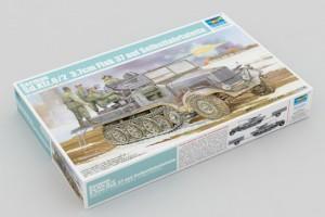 Sd.Kfz.6/2 - TROMBETTISTA 05532
