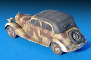 MB TYPE 170V Cabrio Saloon - MiniArt 35103