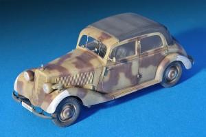 MB类型170V敞篷车辆轿车-MiniArt35103