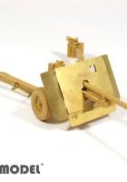 WWII British 17prd Anti-Tank Gun Mk.I - E. T. MODELLO E35-039