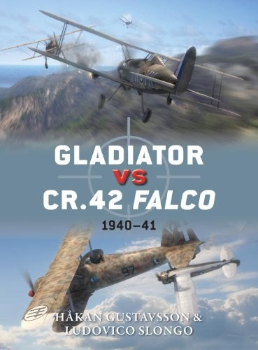 Hakan Gustavsson - Gladiator vs CR.42 Falco: 1940-41
