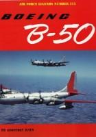 Geoffrey Hays - Boeing B-50