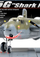 B-25G [Shark Mouth] - ACADEMY 12290