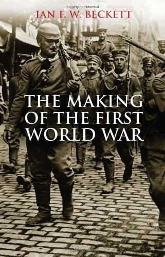 イアンF.W.ベケット-の第一次世界大戦