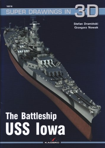 Gregorio Novak - The Battleship USS Iowa