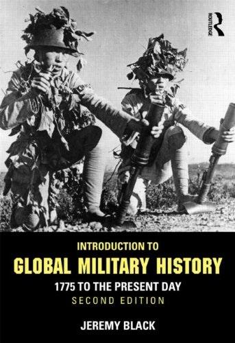Jeremy黒-グローバル軍軍事歴史:1775現在