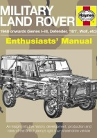Pat Ware - Military Land Rover: 1948 Onwards