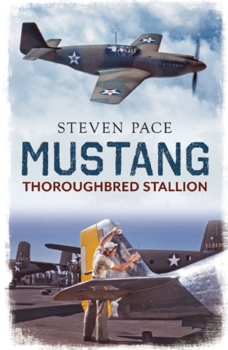 Steven Pace - Mustang: Vollblut-Hengst