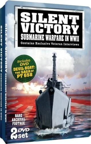 无声胜利:潜艇战在第二次世界大战