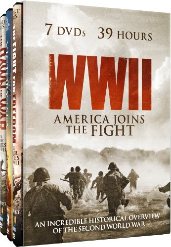 Mill Creek Entertainment- WWII America Joins the Fight