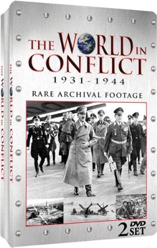 Shout! Factory - Die World in Conflict: 1931-1944 - Geprägte Slim-Dose Verpackung
