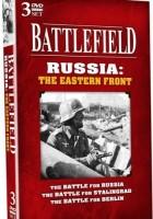 Šaukti! Gamykloje Battlefield Rusija: Rytų Fronte! 3 DVD Komplektas!