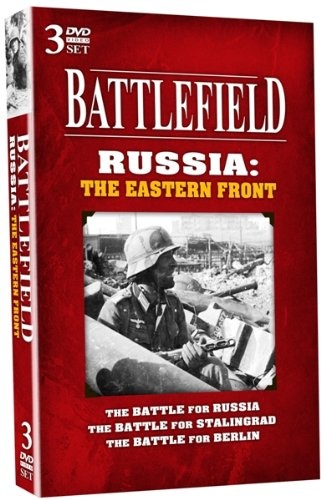 Shout! Factory - Battlefield Russia: The Eastern Front! 3 DVD Set!