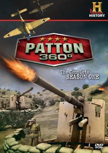 História - Patton 360: A Temporada Completa 1