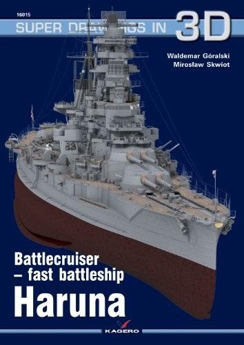 - Battlecruiser - Fast Battleship Haruna