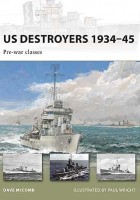 US Destroyers 1934–45: Pre-war classes