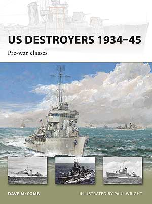 US Destroyers 1934-45: Vorkriegs-Klassen