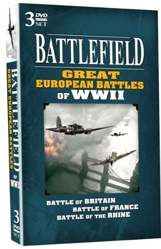 BATTLEFIELD - Great European Battles of WWII