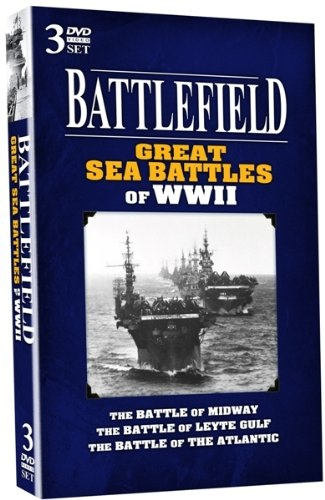 Shout! Factory - BATTLEFIELD - Great Sea Battles of WWII