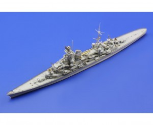 Prinz Eugen 1945 Photoetched set - Eduard 17030