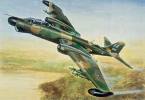 B-57G Night Hawk - ITALERI 174