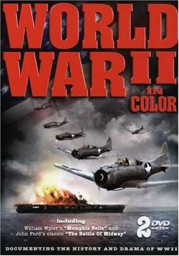 Cri de guerre!! L'usine de la seconde Guerre Mondiale en Couleur