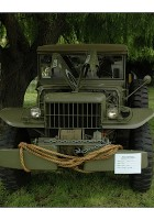 WC-57 3-4 Ton 4X4 - Walk Around