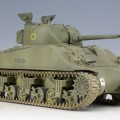 British Army Sherman III Mitte Produktion - TASCA OL-2