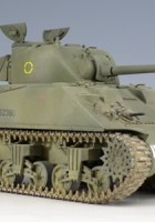 British Army Sherman III Mid Production - TASCA OL-2