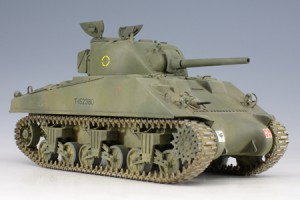 Armia brytyjska Sherman III i średniej produkcji - TUSKA pr-2