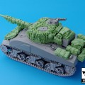 British Sherman Firefly Accessories Set – BLACK DOG T35028