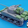 British Sherman Firefly Accessories set - BLACKDOG 35029