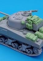 Brytyjski Sherman Firefly zestawem akcesoriów - БЛЕКДОГ 35029