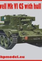 Cromwell MkVI CS with hull type F – SKP 099