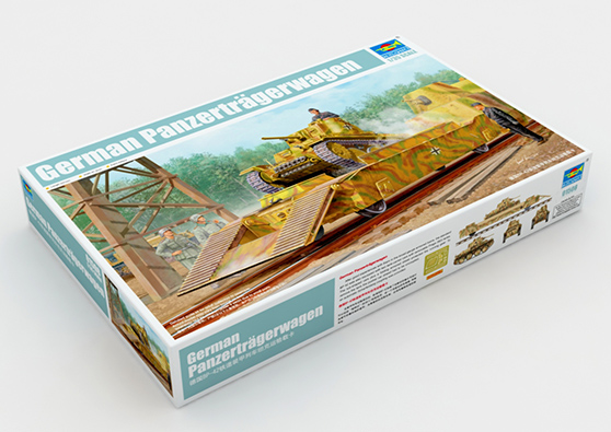 PanzertragerWagen – TRUMPETER 01508