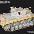 Pz.KPfw.III E-H Versione Parafanghi – VOYAGER PE35364