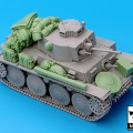 Pz.Kpfw.38 Ausf.G Accessori Set - BLACKDOG 35031