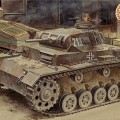 Pz.Kpfw.III Ausf.E a França de 1940 – DRAGÃO 6631