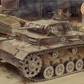 Pz.Kpfw.III Ausf.E Ranska 1940 – DRAGON 6631