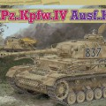 Pz.Kpfw.IV Ausf.H Late Production w/Zimmerit - DRAGON 6560