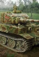 Pz.Kpfw.VI Tiger I Hibryd – ITALERI 6487
