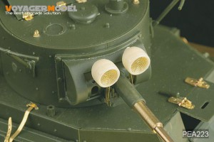 ロシアBT-7戦闘レンズ-ボイジャーモデルPEA223
