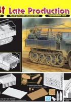 Sd.Kfz.7 8t Late Production - DRAGON 6562