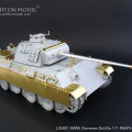 Set for Spanish Sd.Automóvil.171 Panther Ausf.G – GRIFFON MODELO L35001