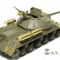 Soviet JS-3 Stalin (Mod.1945) - E.T.MODELS E35-042