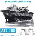Lood Maa -, vee -, traktori – FRIULMODEL – ATL-102