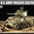 US ARMY M4A3E8 [EASYEIGHT] – AKADEMIE 13221