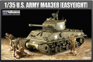 US ARMY M4A3E8 [EASYEIGHT] – AKADEMIE 13221